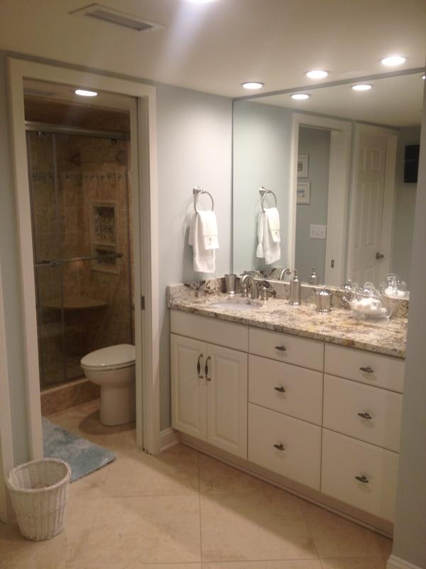Master bath & Dressing room